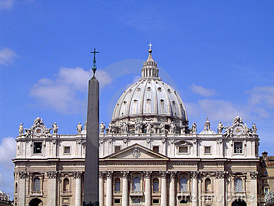 The Vatican - Rome (Saint Peter's Basilica)