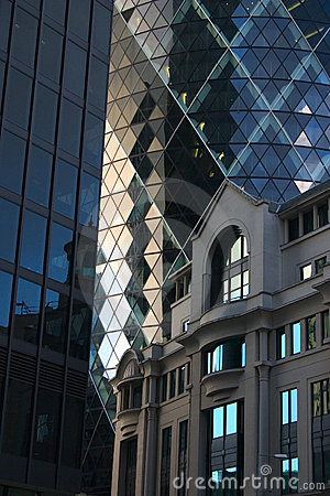 Gherkin in London