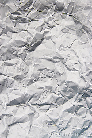 Scrunched paper texture