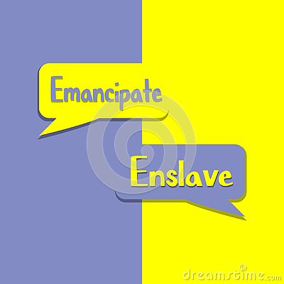 Emancipate or Enslave on word on education, inspiration and business motivation
