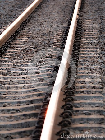 Parallel Lines of The railroad