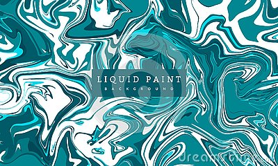 Liquid Paint Marbling. Applicable for design cover, presentation, invitation, flyer, poster and business card, desing packaging. M