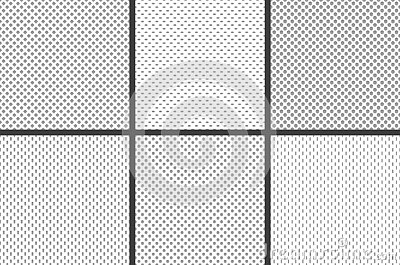 Sport jersey fabric textures. Athletic textile mesh material structure texture, nylon sports wear grid cloth seamless