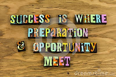 Success prepare opportunity education challenge