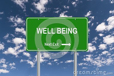 Well being at next exit