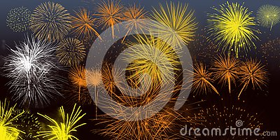 Festival Fireworks Background Wallpaper Poster Banner Graphics New Year Christmas Diwali