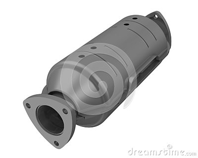 Neutralizer of exhaust system