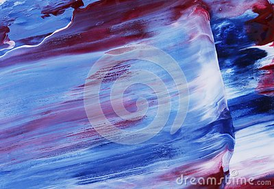 stock image of abstract aesthetic painting