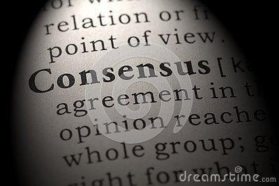 Definition of consensus