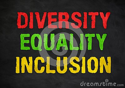 Diversity Equality Inclusion
