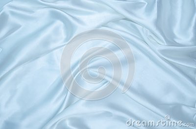 White smooth satin or silk texture background. Elegant cloth material textiles. White fabric abstract texture. Luxury satin velvet
