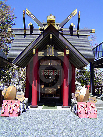 Japenese Shrine