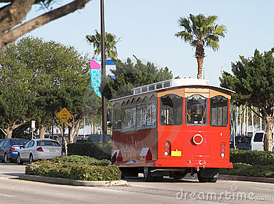 Red Trolly 2