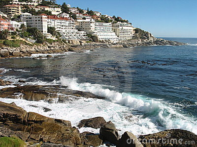 Cape Town by the sea