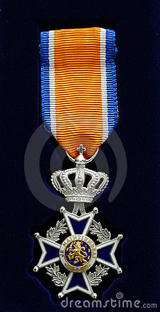 Dutch cross of knighthood