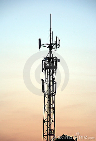 Cellphone tower