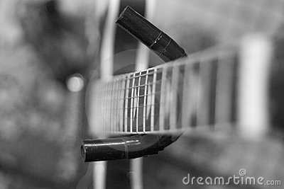 B/W Electric Guitar