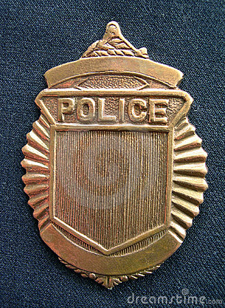 Generic Police Badge