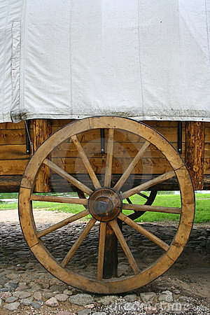 Carriage and wheel