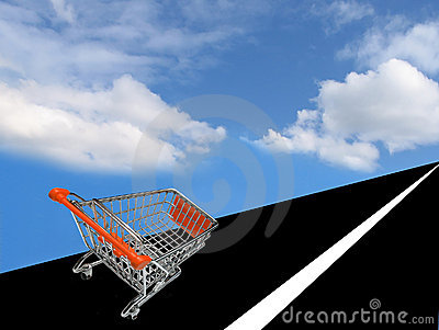 Shopping  Cart  #4