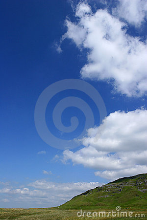 The Hillside and the Sky