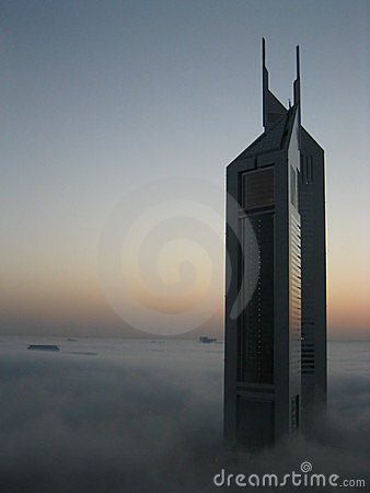 The Emirates Towers