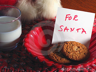 A Treat for Santa