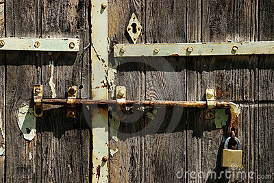 Locked and Bolted