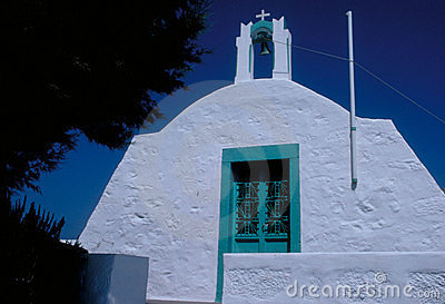 Church in Patmos