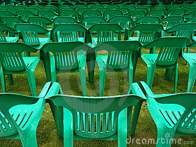 open air chairs