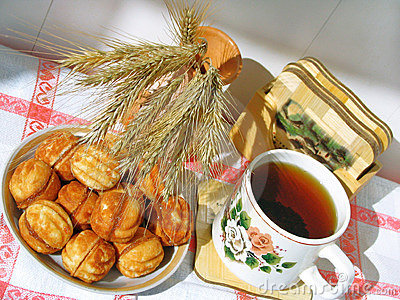Tea With Pastry