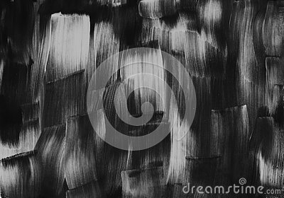 Texture abstraction black and white art design illustration paint