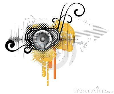 Abstract Creative Music Design