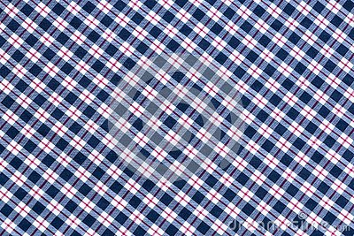 Black and White and Red Plaid Textile Fabric Texture