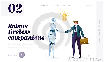 Robot Tireless Companion Landing Page. Intrinsic Motivation Push Machine to Search for Novelty, Challenge, Compression or Learning