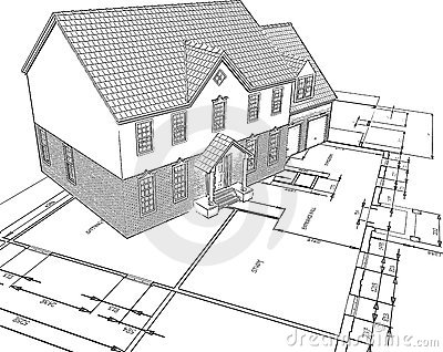 House Planning Sketch