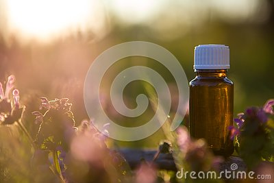 Natural remedies, aromatherapy - bach therapy