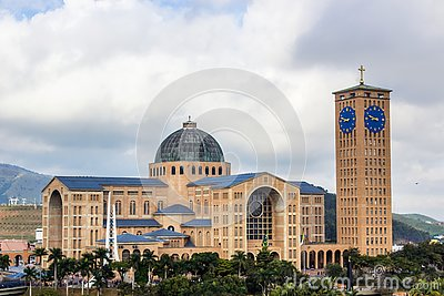 The Cathedral of Aparecida