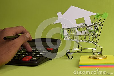 Counting house price, home insurance cost, property value or rent on paper.