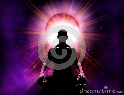 Universal Psychic Mind Power of Meditation and Enlightenment