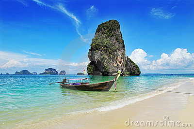 stock image of exotic landscape in thailand