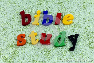 Bible school church study religion purity learning education
