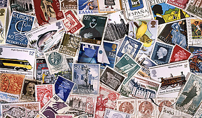 Postage Stamps of Europe - Stamp Collecting