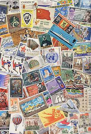 Philately - Collecting Postage Stamps