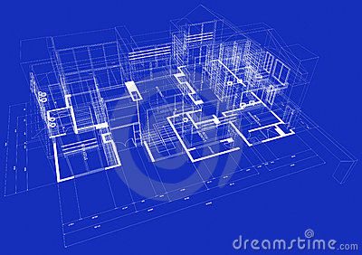architecture blueprints 3d. Exellent Architecture Architecture Blueprints 3d 3d Blueprint House R Throughout Architecture Blueprints