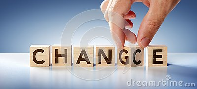 Change And Chance - Business Strategy Concept