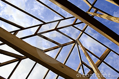 Roof Framing Home Construction