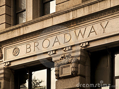 Broadway Engrave