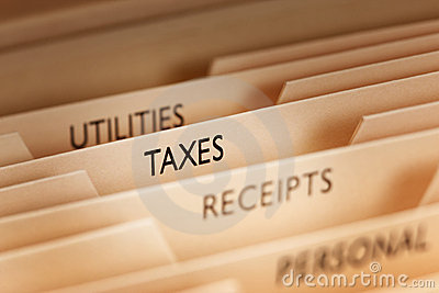 Tax Taxes File Files