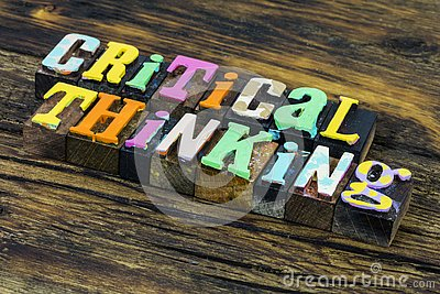 Critical thinking creative strategy analysis solution skills knowledge